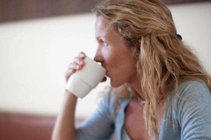 Kaffe latte med god samvittighet