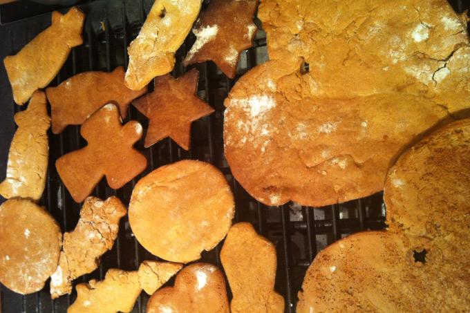 Stygge koselige pepperkaker